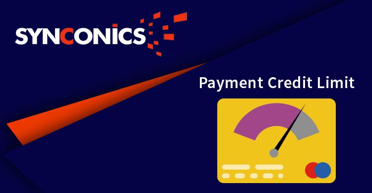 8_Payment_Credit_limit_Synconics