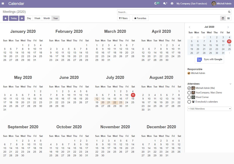 Calendar View (1)