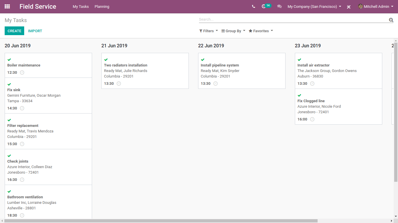 odoo 13 - fields service management functionality-min